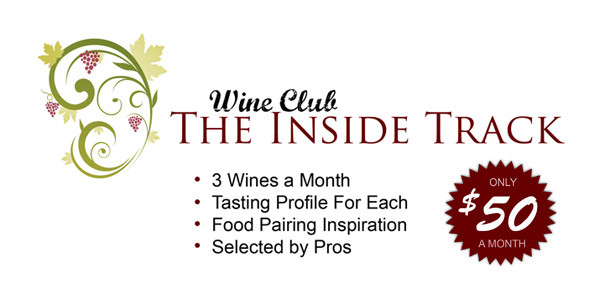 The Inside Track – A Wine Club