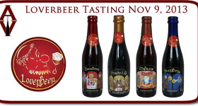 Loverbeer Tasting at Amity Wines